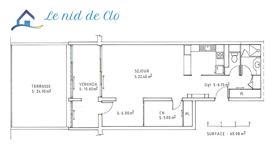 leniddeclo-location-vacances-grau-du-roi-plan-appartement